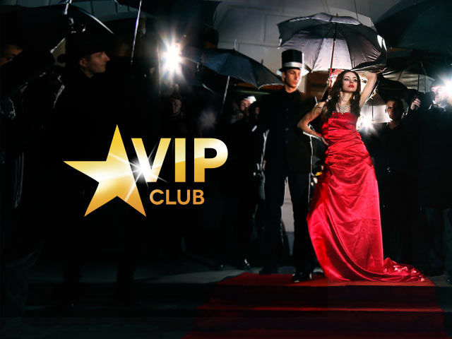 Would you like to have the advantages of VIP ?