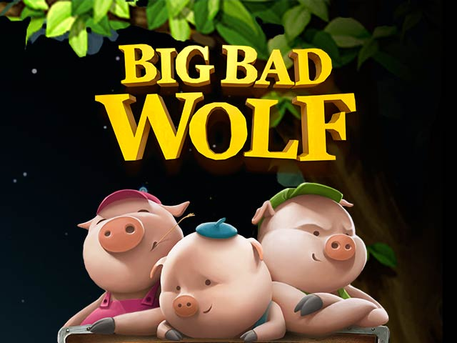 Fairytale-themed slot game Big Bad Wolf