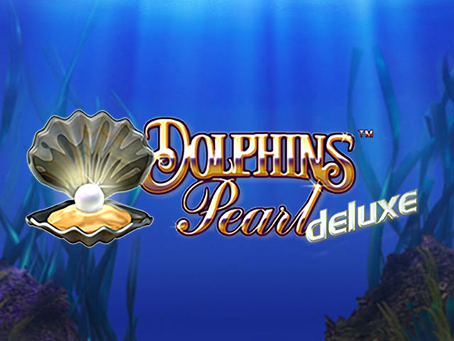 Animal-themed slot machine Dolphin's Pearl Deluxe
