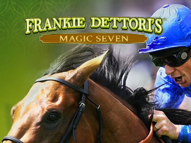 Frankie Dettori's Magic Seven Playtech