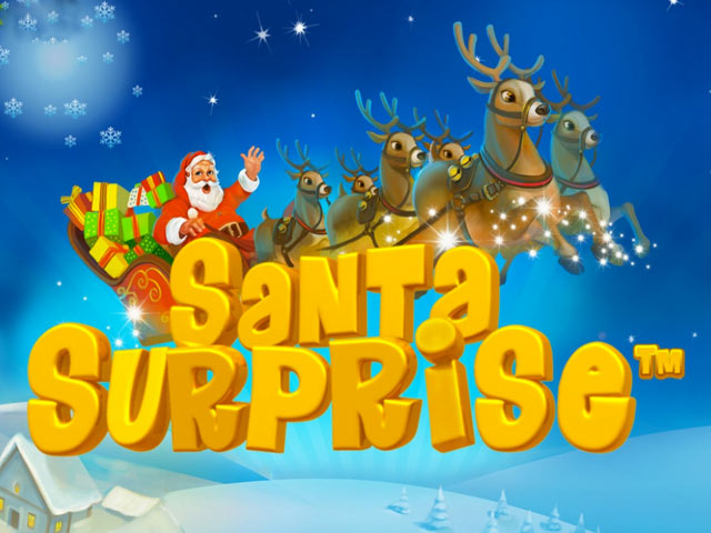 Fairytale-themed slot game Santa Surprise