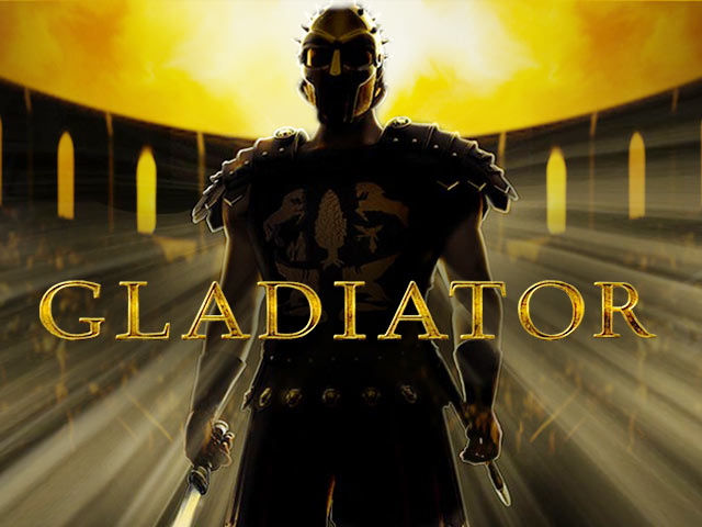 Licensed movie video slot Gladiator