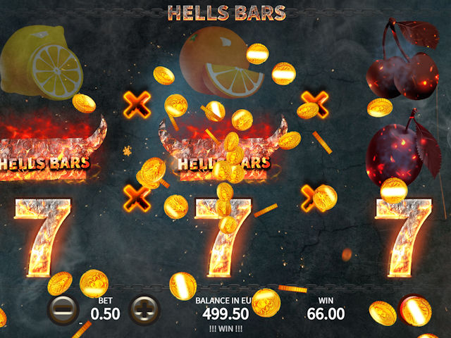 Hells Bars SYNOT Games