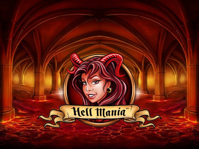 Slot machine with mythology Hell Mania
