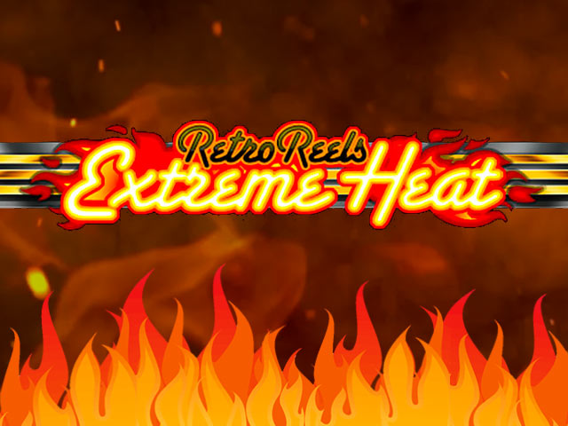 Retro slot machine Retro Reels Extreme Heat