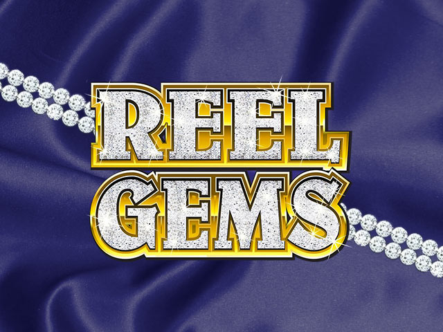 Slot machine Reel Gems