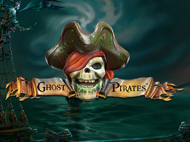 Adventure-themed slot machine Ghost Pirates