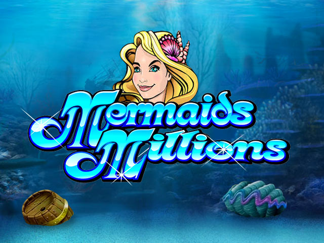 Fairytale-themed slot game Mermaids Millions
