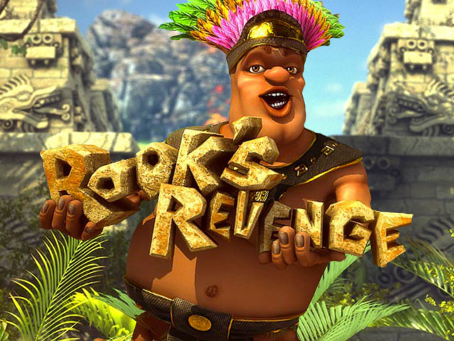 Adventure-themed slot machine Rooks Revenge
