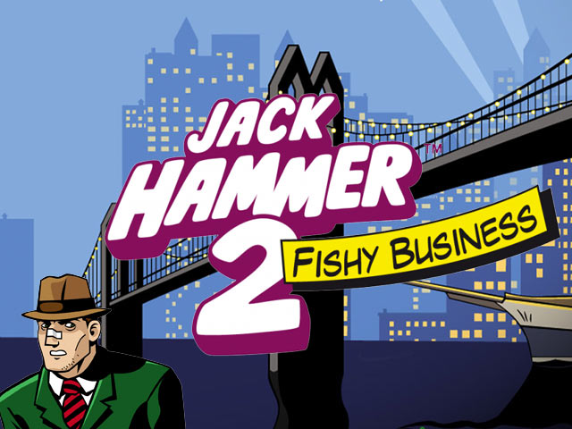 Adventure-themed slot machine Jack Hammer 2