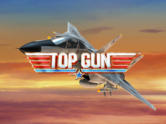 Licensed movie video slot Top Gun