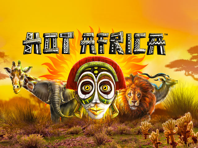 Animal-themed slot machine Hot Africa