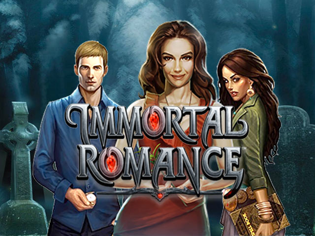 Fairytale-themed slot game Immortal Romance