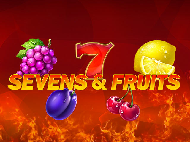 Fruit slot machine Sevens&Fruits