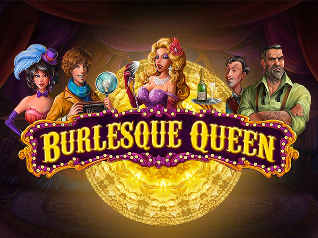 Classic slot machine Burlesque Queen