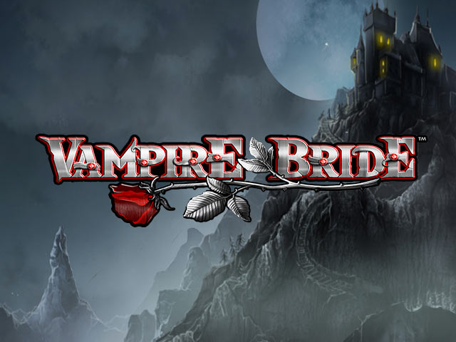 Slot machine with mythology Vampire Bride