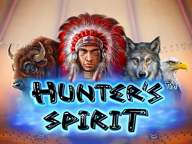 Animal-themed slot machine Hunter's Spirit