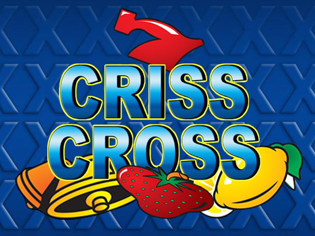 Fruit slot machine Criss Cross