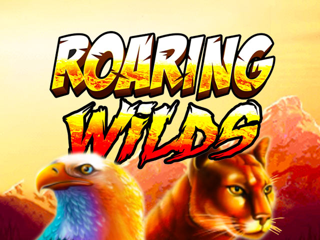 Animal-themed slot machine Roaring Wilds