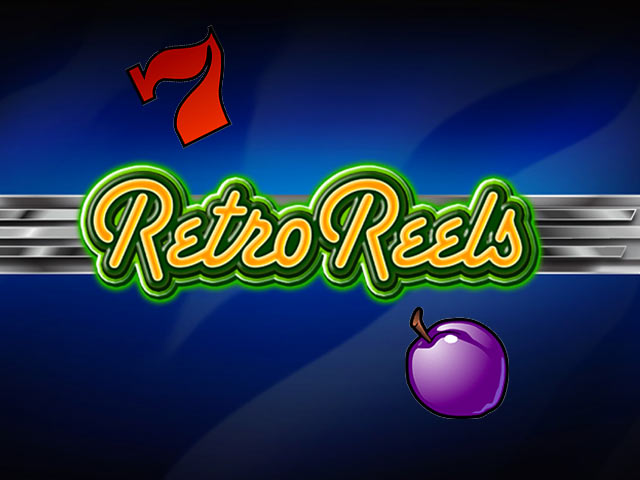 Retro slot machine Retro Reels