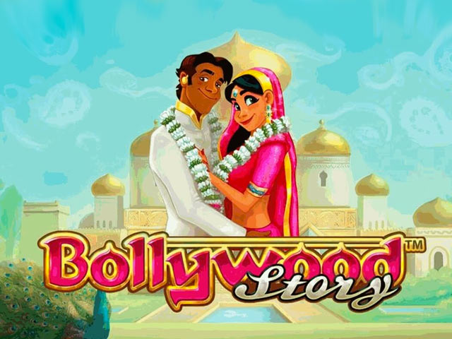 Licensed movie video slot Bollywood Story