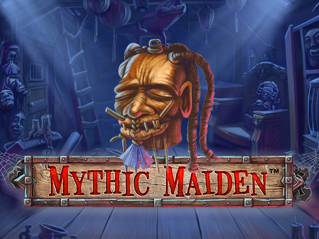 Slot machine with mythology Mythic Maiden