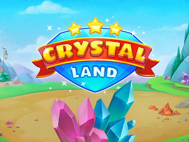 Alternative slot Crystal Land