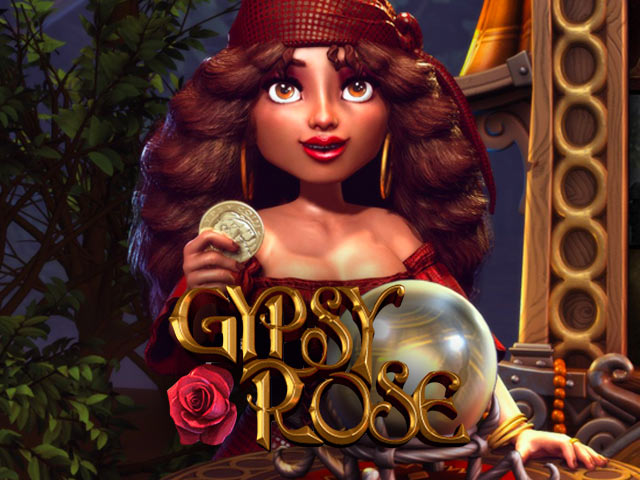 Adventure-themed slot machine Gypsy Rose