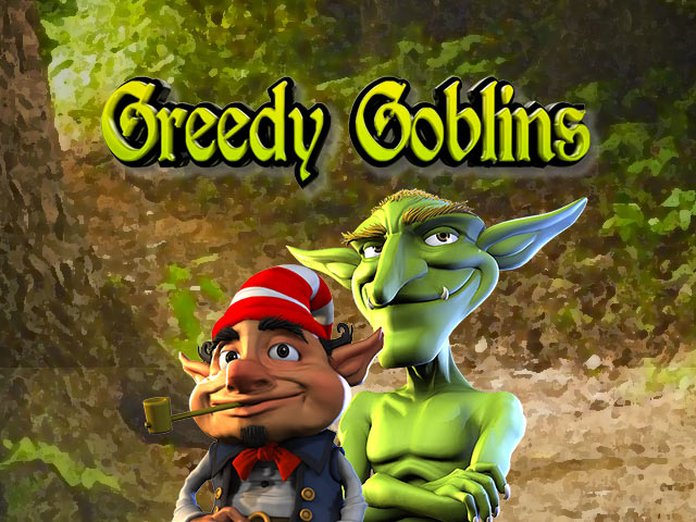 Adventure-themed slot machine Greedy Goblins