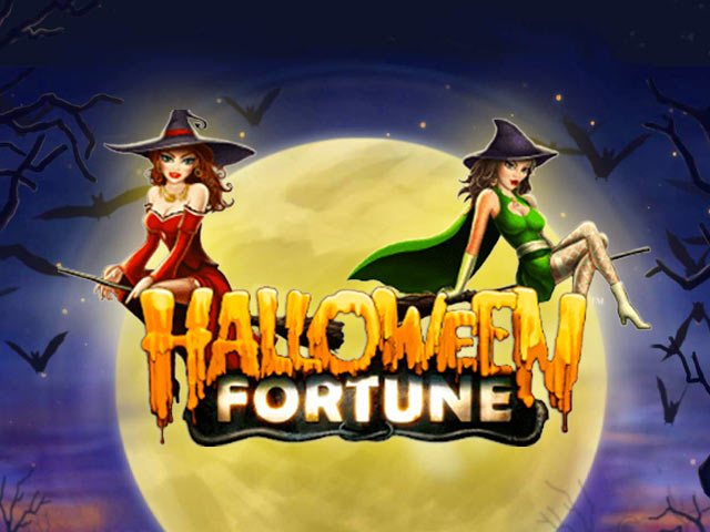 Slot machine with mythology Halloween Fortune