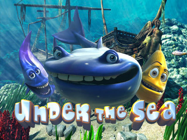 Adventure-themed slot machine Under the Sea