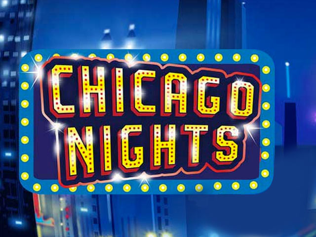 Adventure-themed slot machine Chicago Nights