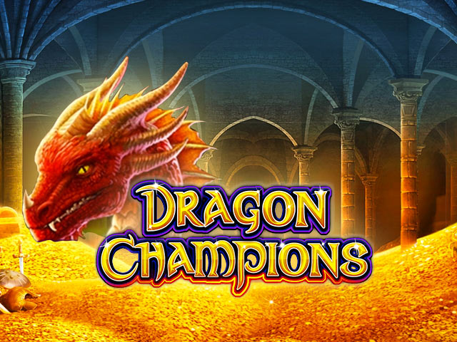 Adventure-themed slot machine Dragon Champions