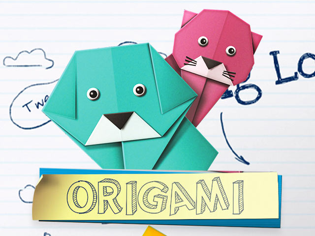 Alternative slot Origami