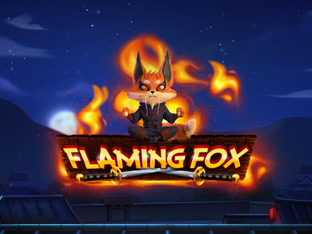 Adventure-themed slot machine Flaming Fox