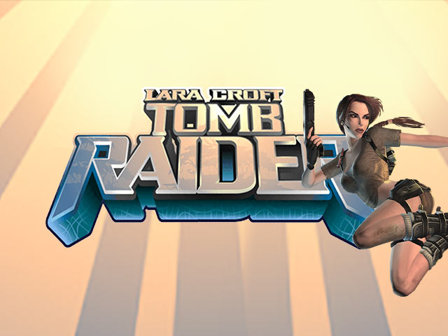 Licensed movie video slot Tomb Raider