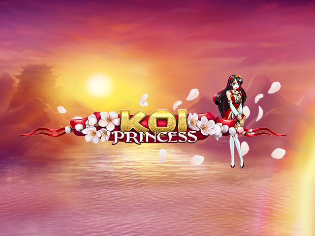 Fairytale-themed slot game Koi Princess