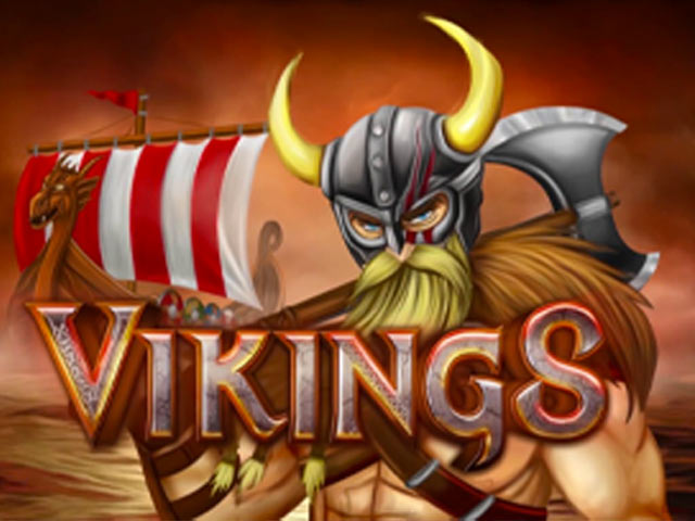 Adventure-themed slot machine Vikings