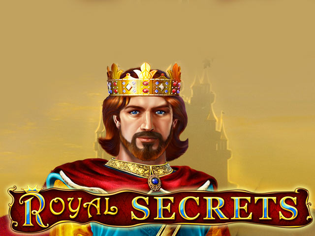 Adventure-themed slot machine Royal Secrets
