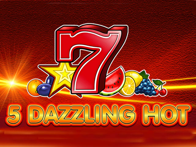 Fruit slot machine 5 Dazzling Hot