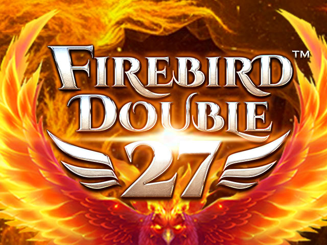 Fruit slot machine Firebird Double 27