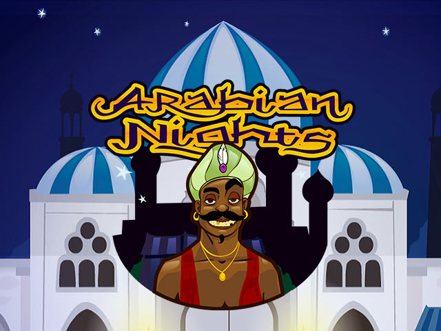 Adventure-themed slot machine Arabian Nights