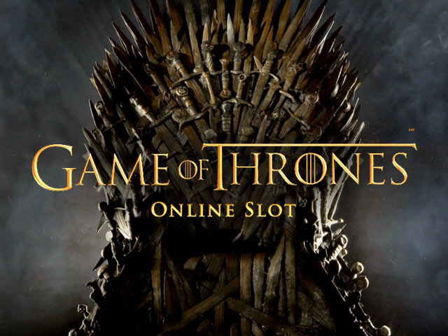 Licensed movie video slot Game of Thrones