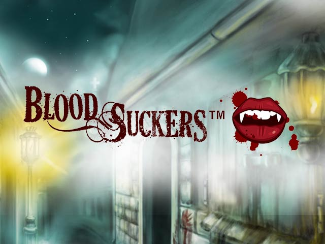 Adventure-themed slot machine Blood Suckers™