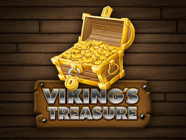 Adventure-themed slot machine Viking's Treasure