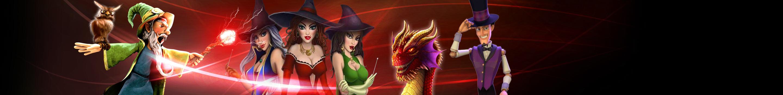 Slots with magic and mythology